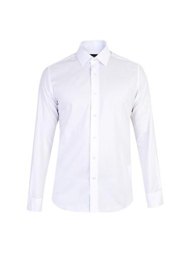 Abdullah Kiğılı Gömlek Beyaz